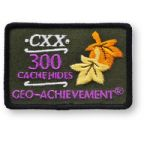 300 Hides Geo-Achievement Patch